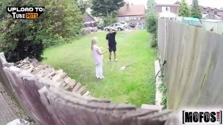 Guy came to fuck neighbor while her husband was out